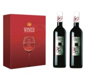 杰卡斯-红葡萄酒
