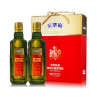 贝蒂斯-500ML双只礼盒特级初榨橄榄油