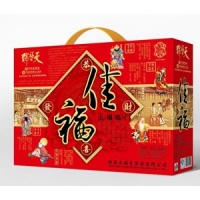 天福号—佳福熟食礼盒1000g