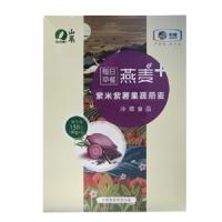 中粮山萃紫米紫薯果蔬燕麦+