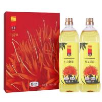 中粮悦润纯红花籽油礼盒装