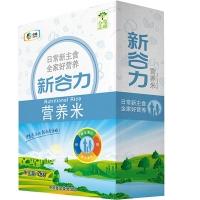 中粮金盈新谷力营养米礼盒装