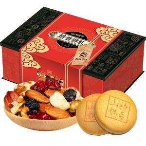 稻香村-稻香御礼干果礼盒