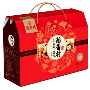 稻香村-合家欢果礼干果礼盒