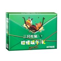 三只松鼠—粽情端午*绿