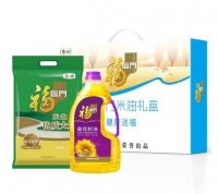 中粮福临门米面油礼盒