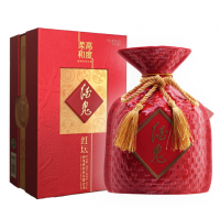 中粮酒鬼52度红坛酒鬼酒 (高度柔和)