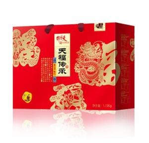 天福号天福传承熟食礼盒1160g