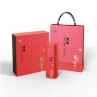 京华茉莉灵芽茶叶礼盒200g