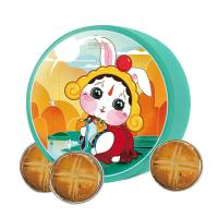 中粮香雪兔小爷月饼礼盒
