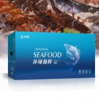 398元鱼跃龙门 海鲜券